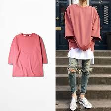 aliexpress buy 2016 new design hot sale hip 2017 hot sale half sleeve shirts oversized men tees homme kanye