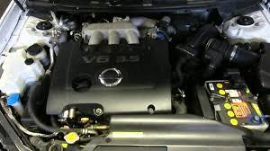 nissan maxima auto body parts wrecking 2004 nissan maxima j31 3 5 vq35de v6 dohc j13403 youtube