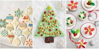 48 easy christmas desserts recipes ideas christmas