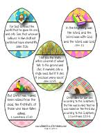 religious easter songs for children bible verse printables for kids