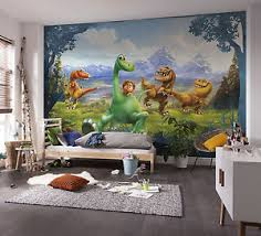 poster de chambre photo wallpaper mural poster dinosaur bedroom