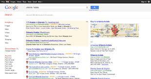Google Maps Orlando Fl by Google Testing New Horizontal Map Wissam Dandan