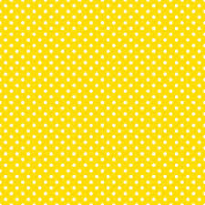 yellow with pink polka dots yellow and pink polka dots pattern on a white background royalty