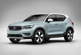 new volvo all new volvo xc40 enters premium compact crossover party