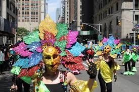 philippino parade nyc parade life