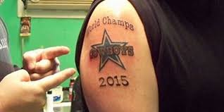 cowboys fan predicted super bowl win with tattoo and is now