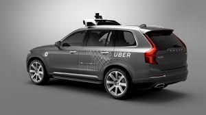uber u0027s first self driving cars will start picking up passengers