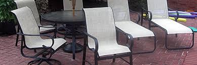 Replacement Slings For Patio Chairs Elegant Outdoor Teak Table Refinish Furniture Patio Repair Carter