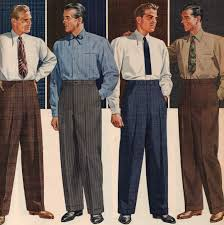 1940s fashions for men of 1940s mens suits what men wear
