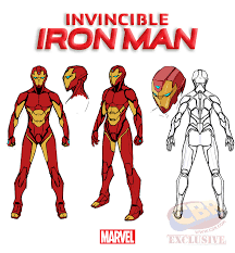 halloween iron man costume marvel reveals the first glimpse of riri williams as the new iron