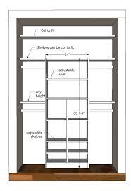 plans for building closet organizers pilotproject org