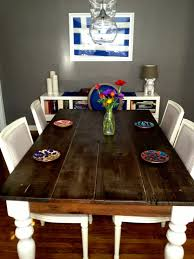 Dining Table Modern by Reclaimed Wood Bunkhouse Dining Table Classic Home Style That