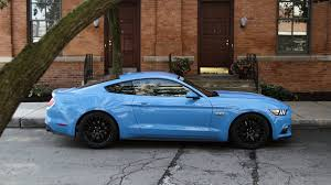 ford mustang 5 0 performance parts gallery 2017 ford mustang 50 with ford performance parts 1 autoweek
