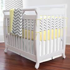Dahlia Crib Bedding Aqua And Gray Chevron Cribdding Grey Coral Pink Floor Aquadahlia