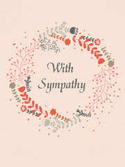 free sympathy cards free printable sympathy cards create and print free printable