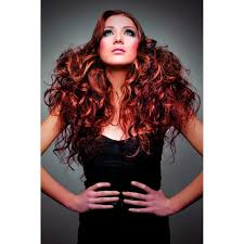 curly hair extensions with keratin bonding