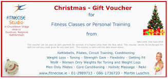 printable christmas gift vouchers qualified christmas gift voucher template sle for fitness class