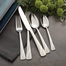 robinson home products oneida river 20 piece flatware set h060020b