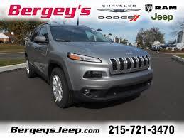 jeep cherokee in souderton pa bergey u0027s chrysler jeep dodge ram