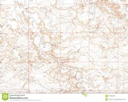 Brown Line Map Brown Topographical Map Background Royalty Free Stock Photos