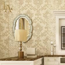 damask home decor vintage european luxury homes decor beige red damask wallpaper for