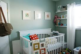 Simple Nursery Decor 40 Simple Baby Room Ideas Awesome Neutral Colored Bedding Image