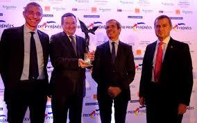 chambre de commerce barcelone aguas de barcelona groupe suez reçoit le 18e prix pyrénées
