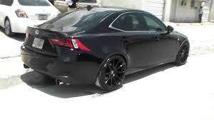 gunmetal lexus wheels dubsandtires com 19 inch forgestar cf 10 black concave wheels 2014