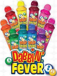 dabbin fever daubers 3oz bingo daubers ct bingo supply