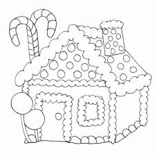 get this gingerbread house coloring pages to print online k0x5s