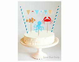 Ocean Cake Decorations Dinosaur Cake Toppers Dinosaur Cake Decorations Instant