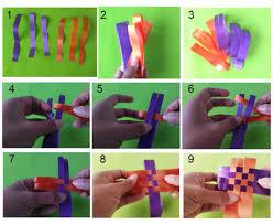 cara membuat bunga dari kertas pita jepang cara membuat kreasi ikan dari pita kado kreasi ceria
