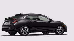 black honda civic what colors does the honda civic hatchback come in