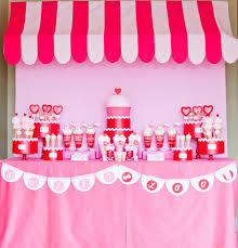 Valentine S Day Store Decoration by Love Is Sweet Valentine U0027s Day Party Anders Ruff Custom Designs Llc