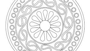 printable coloring pages for adults geometric coloring pages for teenagers printable cool pattern coloring pages