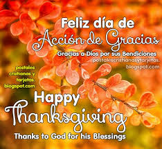 imagen feliz día de acción de gracias happy thanksgiving 2017