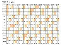 business calendar templates poster calendar 2016 template design