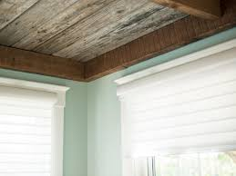 Wood Porch Ceiling Material by How To Weather And Distress New Wood How Tos Diy