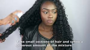 kanekalon and human hair tangles how to maintain your crochet braids no tangling or matting youtube