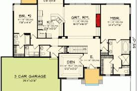 37 one floor house plans with open concept home ideas open