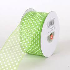 organza swiss dots ribbon buy premium organza swiss dots ribbons