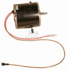polaris 4170009 atv cooling fan motor atv parts mfg supply