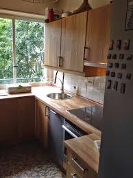 cuisine alu et bois placard de cuisine en aluminium et en bois photos de design d