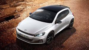 vw scirocco r line and gt black editions announced in uk