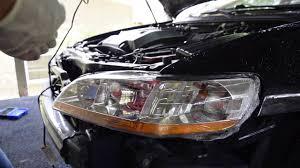 2002 honda accord headlight bulb 2002 accord headlight replacement