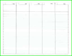 blank calendar template 5 day week u2013 blank calendar 2017