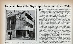 innovative 1931 long island u0027skyscraper house u0027 was built by the
