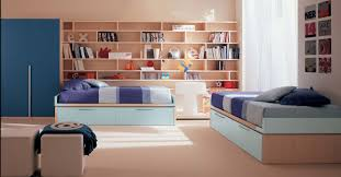 kids bedroom with book shelves stylehomes net