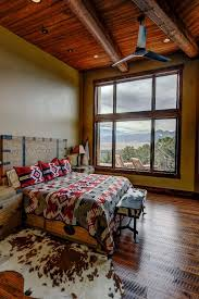 Higher Bed Frame Rustic Wood Bed Frame Idea With Higher Headboard Traditional Bed