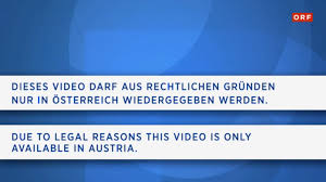 at the livestream of the orf i see a message that the u0027livestream